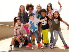 Çocuklarınıza bu Sonbahar H&M KIDS'le rengarenk, neşeli ve havalı bir tarz yaratın!