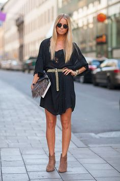 STOCKHOLM STREET STYLE SPRING 2014 http://www.harpersbazaar.com/fashion/fashion-articles/stockholm-fashion-week-street-style-2014#slide-11
