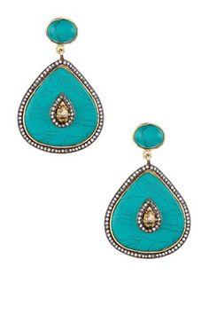 Ivana Earrings $325.00  Sale 46.00  -  http://www.hautelook.com