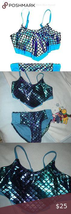 Mermaid At Heart Fantasy Swim Cute Ocean HOODIE Birthday gift present joke Cool