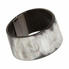 Lanvin Horn Small Iliade Bracelet at Barneys.com