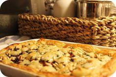 At Maria's: Vuohenjuustopiiras & taivaallinen salaatti