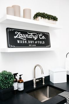 Laundry Room Reveal | Our New Home