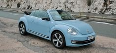 Eine Frage des Charakters – das VW Beetle Cabriolet