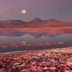 Super moon | Photo by @dmitrysaparov Tag #naturegeography