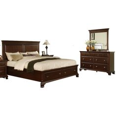 Canton 5 Pc King Bedroom | Furniture and Mattress Outlet