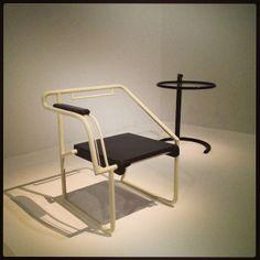 High End Weekly ™ - The Luxury Lifestyle Fonte: Exposição Extraordinária da Eileen Gray no Centro Pompidou