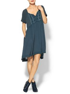 Piperlime   La Mamounia Babydoll Dress