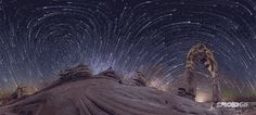 First ever 360-degree time-lapse bends space and mind. Just so beautiful and amazing!