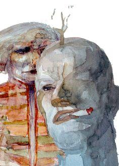 Lorene Taurerewa, watercolor Cover Design, Design Inspiration, Watercolor, Painting, Art, Pen And Wash, Art Background, Watercolor Painting, Painting Art