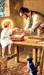 A collection of prayers to Saint Joseph for employment. Saint joseph prayers for employment and work. Joseph for work and vocation. Catholic Prayers, Catholic Art, Catholic Saints, Religious Art, Patron Saints, Roman Catholic, Religious Pictures, Jesus Pictures, Holly Pictures