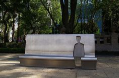 Modern Street Furniture in Mexico