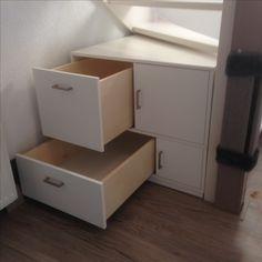 #kast onder trap