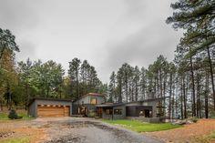 46a96f0bd8b Galeria de Casa do Lago   Strand Design - 10 Arquitetura Escandinava