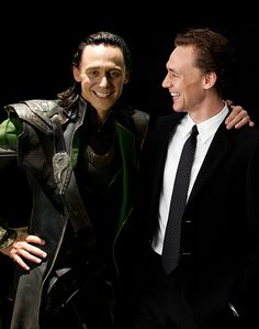 Loki/Tom Mash-Up (Source unknown, if you know let me know)