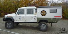 An expedition truck on portals... - Expedition Portal