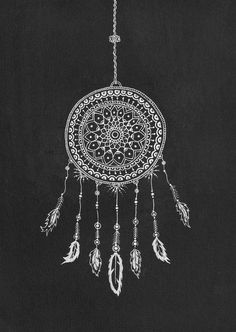 dream catcher by BFMV-love on DeviantArt Wallpaper Earth, Black Phone Wallpaper, Apple Watch Wallpaper, Wallpaper Space, Owl Wallpaper, Dream Catcher Drawing, Black Dream Catcher, Dreamcatcher Wallpaper, App Background
