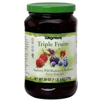 Wegmans Triple Fruits - Raspberry, Wild Blueberry & Blackberry