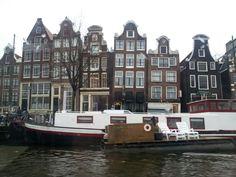 Cruise through Amsterdam