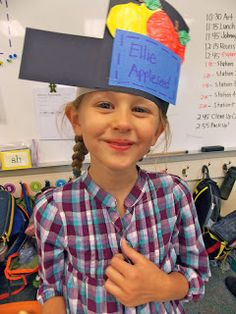 A Day in First Grade   Johnny Appleseed Day!