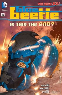Blue Beetle #15 #BlueBeetle #New52 #DC