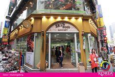 Korea Fanclub : ข้อมูล เที่ยวเกาหลี ทัวร์เกาหลี แพคเกจทัวร์ ราคาพิเศษ Myeongdong : เที่ยวเกาหลี #2 ช๊อปกระจายที่ ตลาดเมียงดง (Myeongdong Market) ประเทศเกาหลี