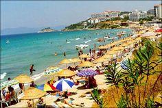 Kusadasi Beach, Turkey