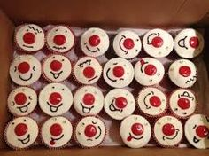Image result for comic relief cakes