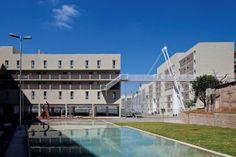 TERCER PREMIO: Habitát Social y Desarrollo Proyecto:  residencial parque novo santo amaro V Autor: vigliecca & associados País: Brasil