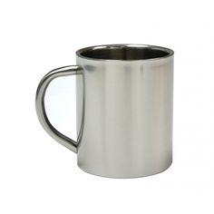 Kaffeebecher aus rostfreiem Stahl 300ml – Beney Plus