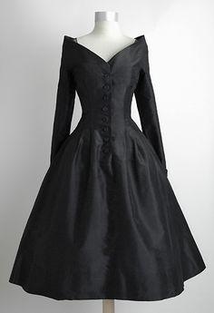 Vintage Ceil Chapman dress - 1950's