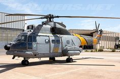 Super Puma AS332B HT.21
