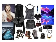 moodboard - viking woamn by megilla2 on Polyvore featuring moda, Zac Posen, Boohoo, Esteban Cortazar, Chinese Laundry, Dsquared2, Wet Seal, Rebecca Minkoff, Marni and Reiss