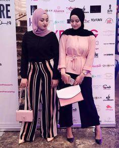 Hijab Fashion | Noor O. Martinius | IG: kh_sisters_ Modest Fashion, Hijab Fashion, Fashion Dresses, Modern Hijab, Hijab Chic, Hijab Outfit, Muslim Women, Womens Fashion, Fashion Trends