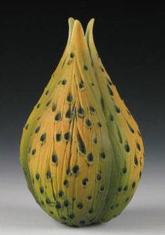 Bulb Vase 3: Andy Rogers: Ceramic Vase - Artful Home