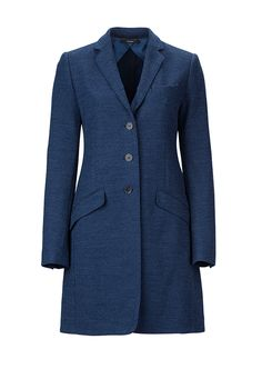 Bring some blue into your wardrobe with a coat Your Perfect, Get The Look, Windsor, Must Haves, Latest Trends, Autumn Fashion, Suit Jacket, Bring It On, Coat