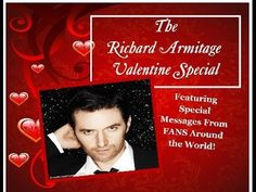 The Richard Armitage Valentine Special