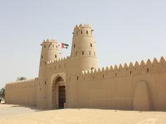 The Al Jahili Fort in Al Ain