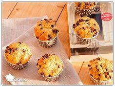 J'ai déjà testé de nombreuses recettes de muffins, mais celle-ci fait vraiment partie des meilleures! Les gâteaux sont légers, moelleux, pas du tout bourratifs comme peuvent l'être cert…