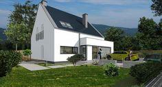 Projekty domów ABCentrum-DOM / Projekt DZ-7