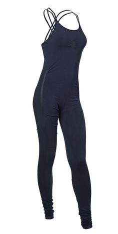 Run & Relax Yoga Pantsuit - Midnight