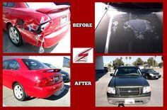 Fix-it Friday! #autobodyrepair