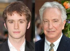 Remembering Alan Rickman: Harry Potter Star Brings Us to Tears With Touching Letter About Their Friendship Oliver Wood Harry Potter, Harry Potter Love, Harry Potter World, Sean Biggerstaff, Feel Good Stories, Emma Thompson, Alan Rickman, Make You Cry, Celebs