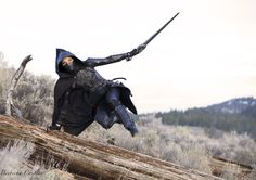 Awesome Skyrim Nightingale Cosplay   My Disguises - We Love Costumes