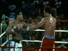 Right hand leads by Muhammad Ali (The greatest)