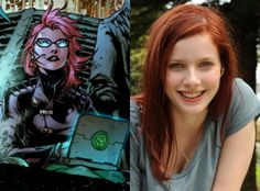 Rachel Hurd-Wood as Oracle (Barbara Gordon)