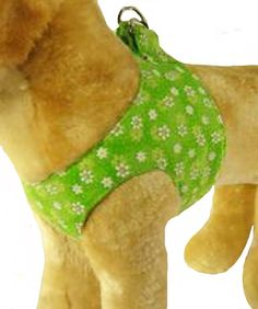 Summer Print Dog Step-in Harnesses - 3 Prints