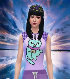 Custom t-shirt I based from sims 4 studio and I added some textures User Settings, Sims 4 Studio, My Sims, Cute Tshirts, Your Photos, T Shirt, Supreme T Shirt, Tee Shirt, Tee
