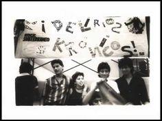DELIRIOS KRÓNICOS (maqueta, 1986)