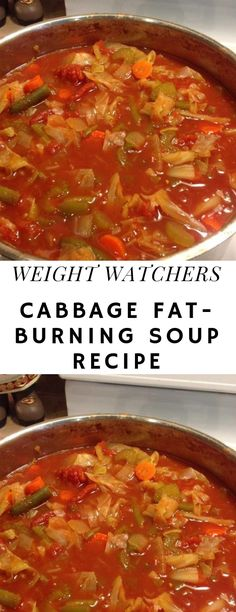 weightwatchers fatburning cabbage soup Cabbage FatBurning Soup Cabbage FatBurning SoupYou can find Fat burning soup and more on our website Weight Watchers Cabbage Soup Recipe, Cabbage Soup Recipes, Healthy Soup Recipes, Crockpot Cabbage Soup, Healthy Foods, Keto Recipes, Cabbage Fat Burning Soup, Cabbage Diet, Fat Burning Foods